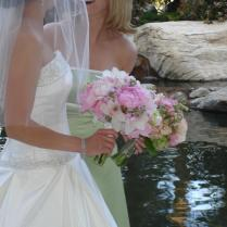 Romantic Glam bouquet of Blush pink