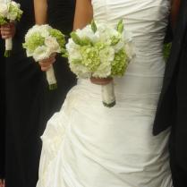 Stunning wedding bouquets at Four Seasons Las Vegas