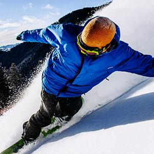 snowboarding sun valley
