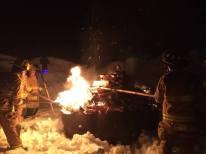 Bon Fire to Stay Warm