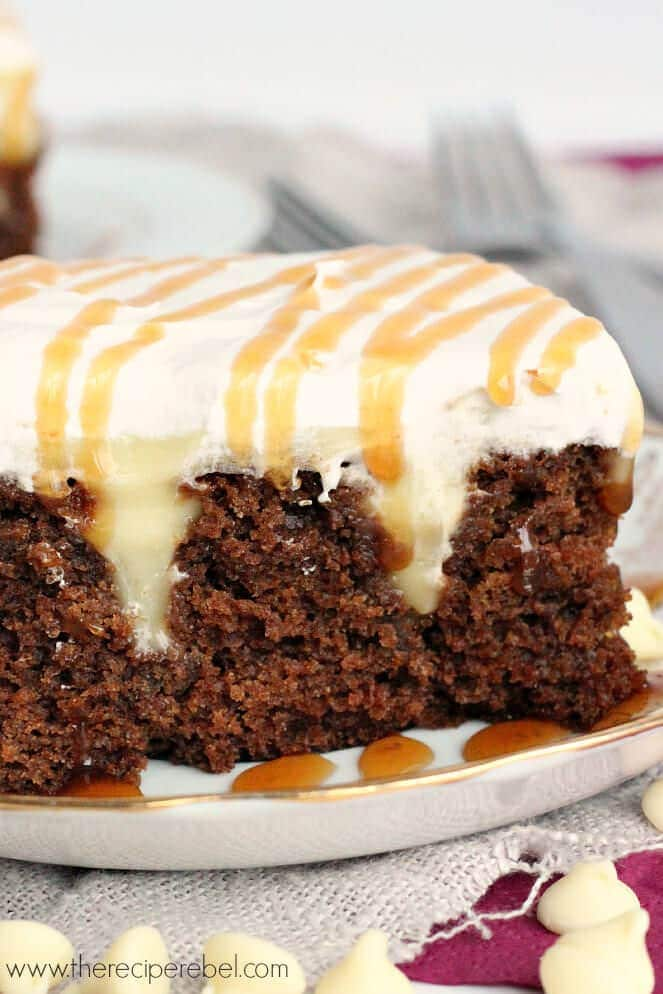 Box Cake And Regular Pudding Mix