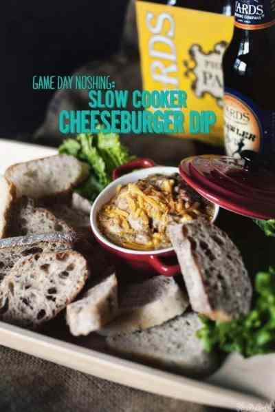 Cheeseburger Dip