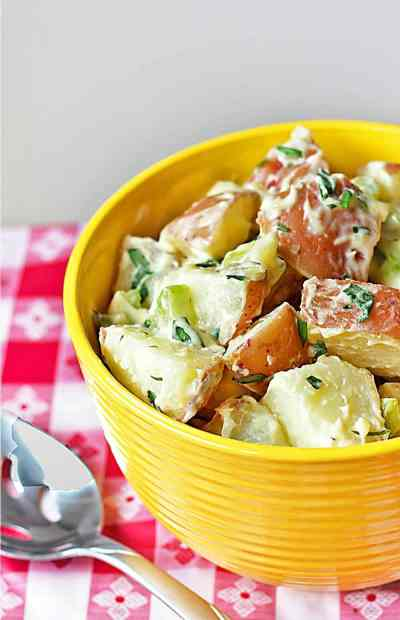 Tarragon-Potato-Salad-Recipe
