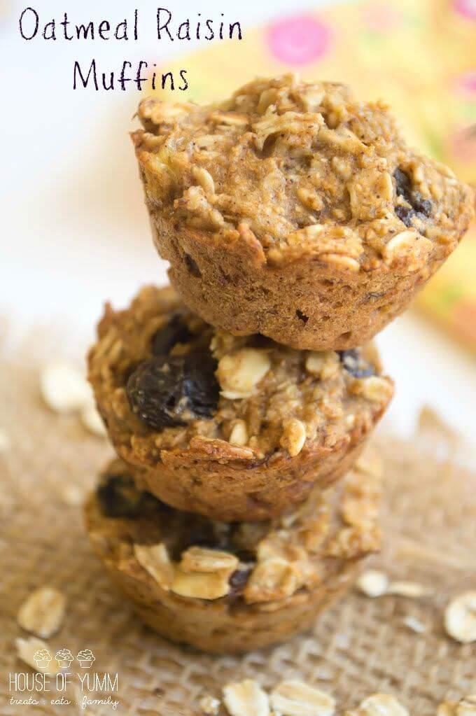 Oatmeal-Raisin-Muffins-Title-
