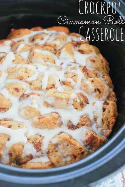 25 Crock Pot Breakfast Recipes Julie S Eats Amp Treats