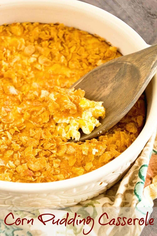 Corn Pudding Casserole Logo