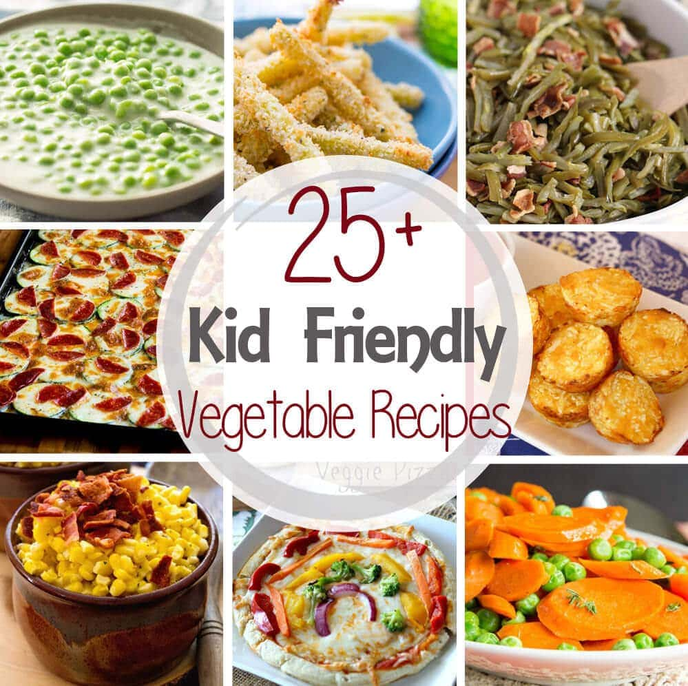 25 kid friendly vegetable recipes julies eats treats 25 kid friendly vegetable recipes tons of vegetable recipes that even the pickiest eaters will eat everything from peas carrots zucchini and broccoli forumfinder Images