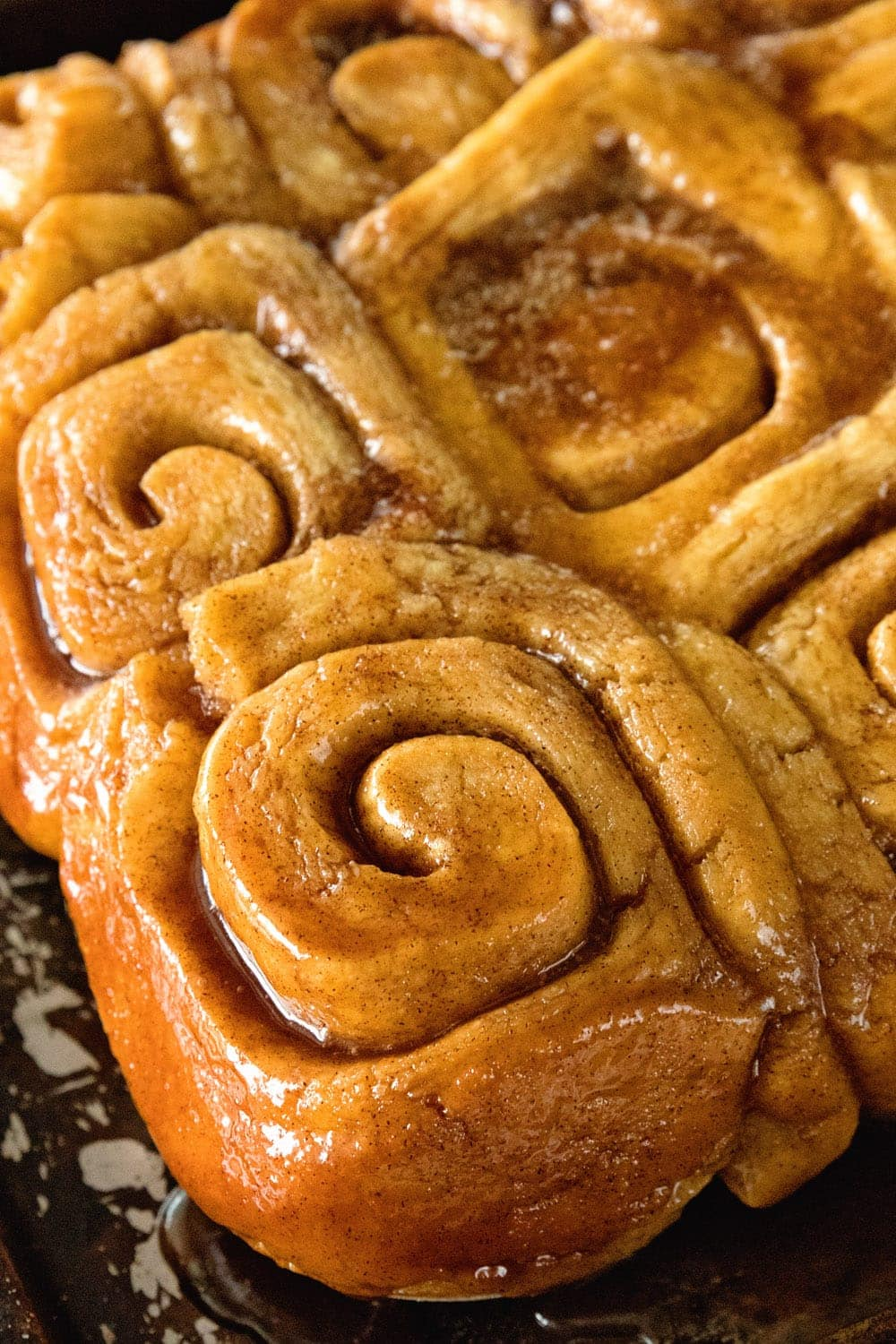 Stupid Easy Homemade Caramel Rolls ~ Fresh, Sticky Caramel Rolls That Are Fool Proof and Easy! Great for Beginners and Seasoned Bakers!