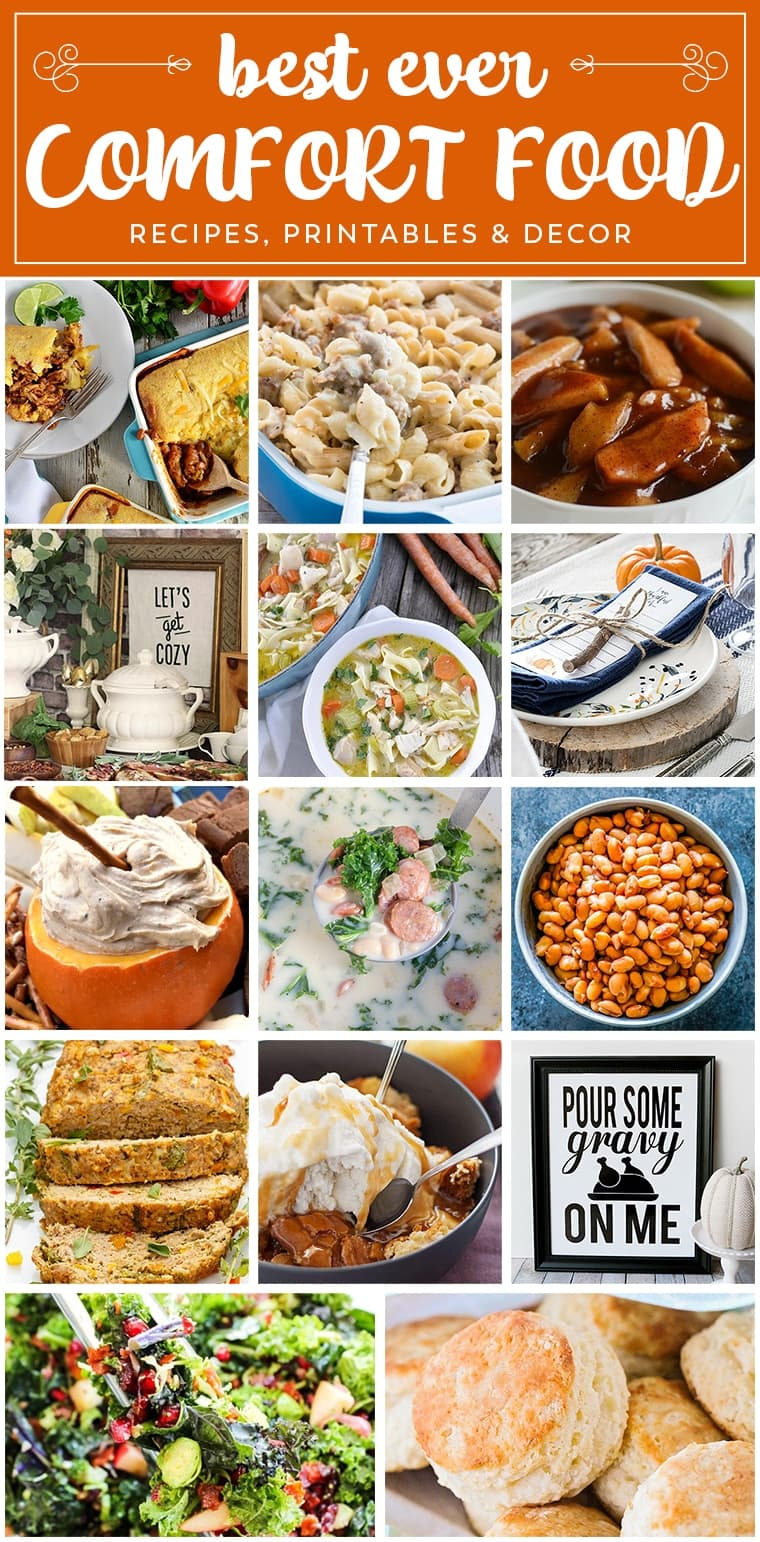 Fall comfort food recipes julies eats treats fall comfort food recipes its fall and its time to embrace comfort foods again forumfinder Choice Image