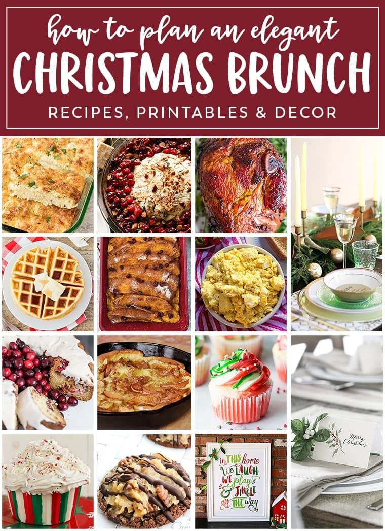 easy christmas meal plan everything you need to plan your christmas menu how to