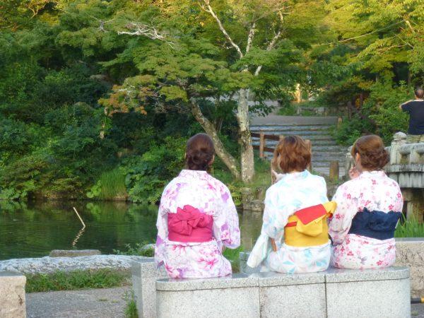 Evitez le faux pas en yukata