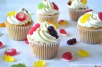 Sweetie Vanilla Cupcakes