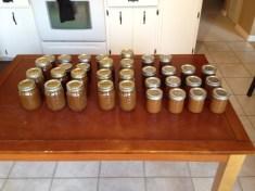 BBQ Sauce In Jars