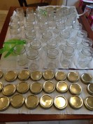 BBQ Sauce Jars
