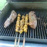 Jamaican Jerk Pork Tenderloin
