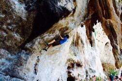 Phra Nang Climbing