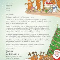 Letters From Santa by the NSPCC