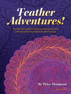 Patsy Thompson book Feather Adventures