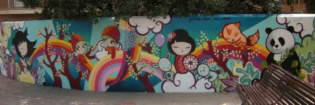 mural AZORIN