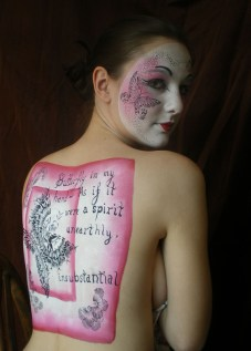 Juliet Eve, Face Painting & Body Art