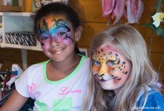 Children by Juliet Eve, Face Painter