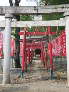 Temple in Ota