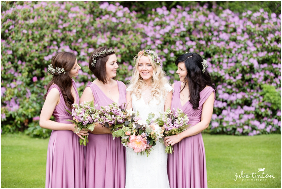 Creative Myres Castle Wedding Edinburgh Wedding Photographer