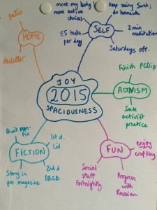 Aims and goals for 2015