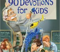 Adventure in Odyssey's 90 Devotions for Kids