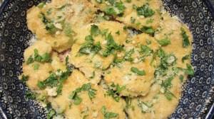 Chicken Moscato