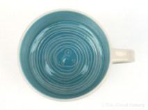 Breakfast cup detail
