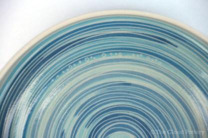 Sea wave detail