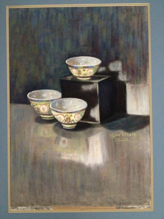 Still life China Bowls