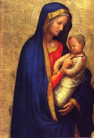 Madonna-Casini-1426-by-Tommaso-Masaccio