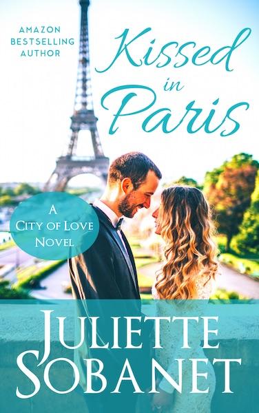 kissed in paris, city of love series
