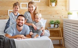 Sleep EZ Organic Mattress For The Whole Family
