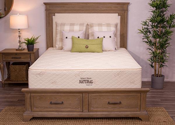 Sleep EZ Natural Latex Mattress