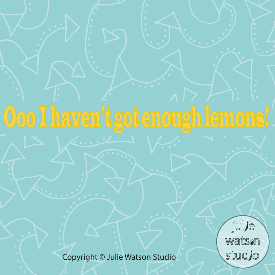 Not Enough Lemons