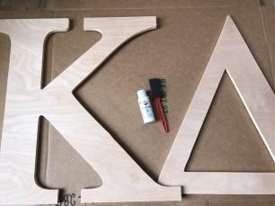 KD letters 7