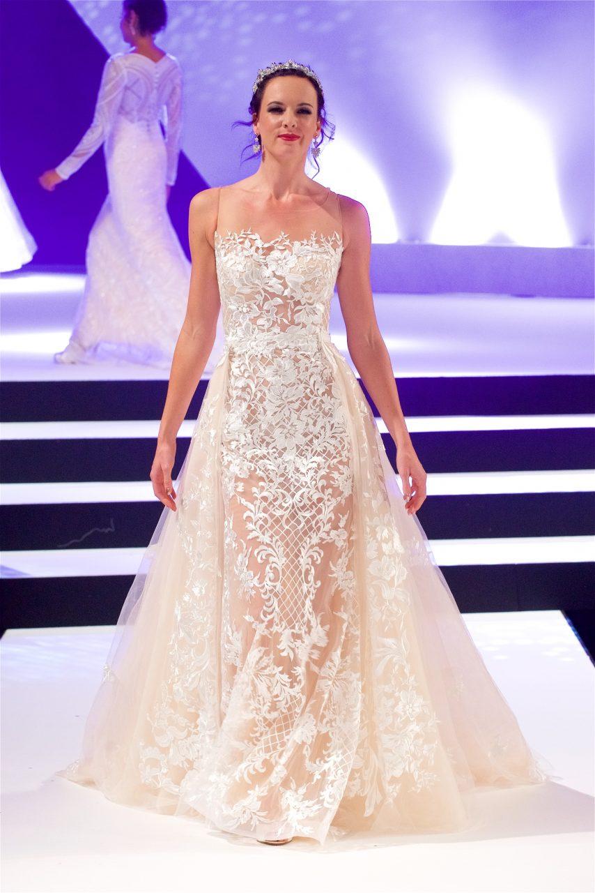 Grace Si Catwalk Bridal Wedding Dresses Designer