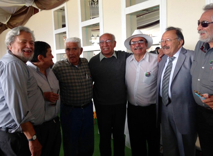 Los viejos del 68