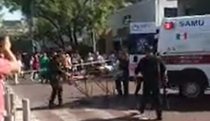 Balacera en Guadalajara