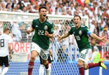 México derrota a Alemania