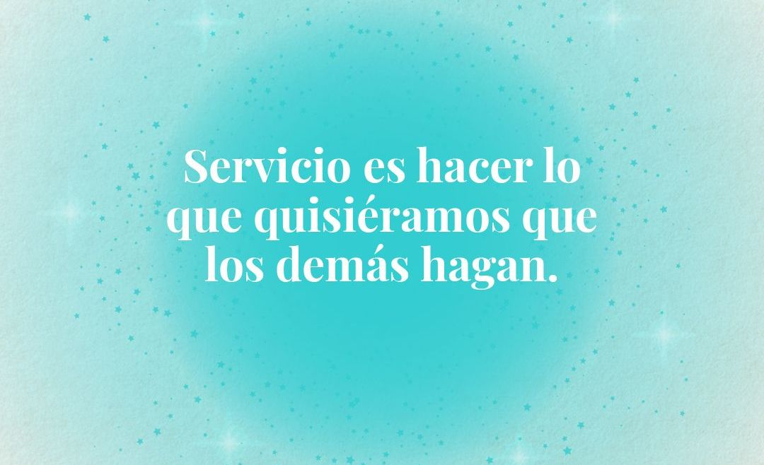 Servicio es…