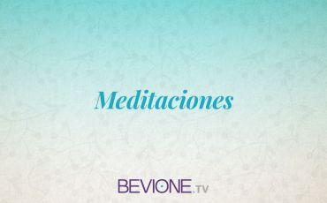 Meditaciones | Con Bevione | Desea, celebra, recibe