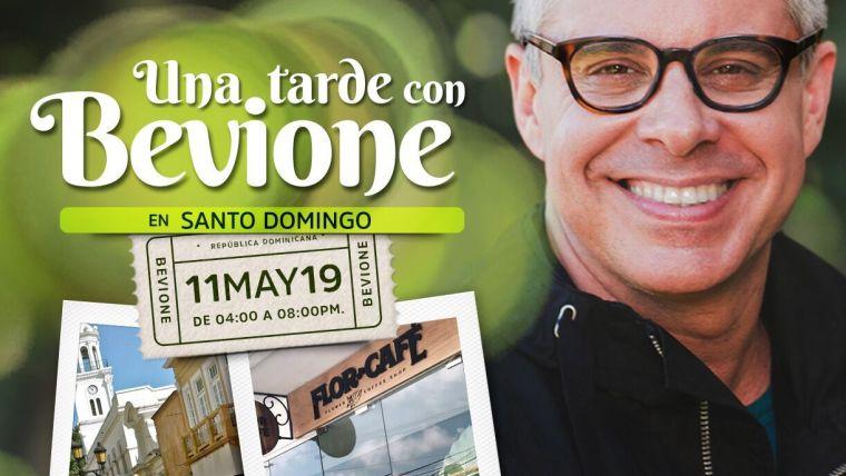 Una tarde con Bevione | Santo Domingo