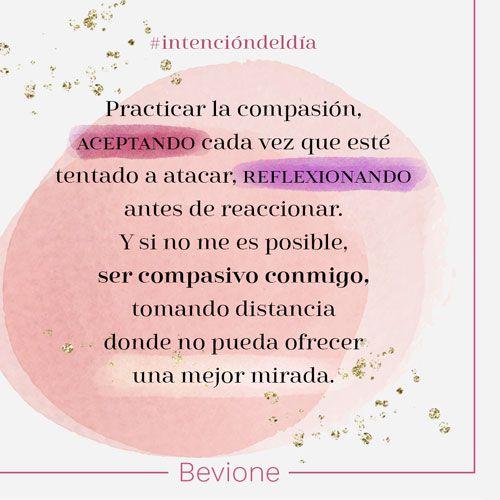 Practicar la compasión