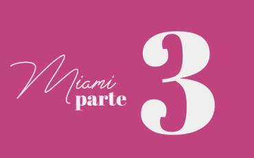 Bevione | MIAMI | Abril – Parte 3