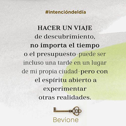 #juliobevione #intencióndeldía