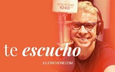 Podcast 33, Te Escucho